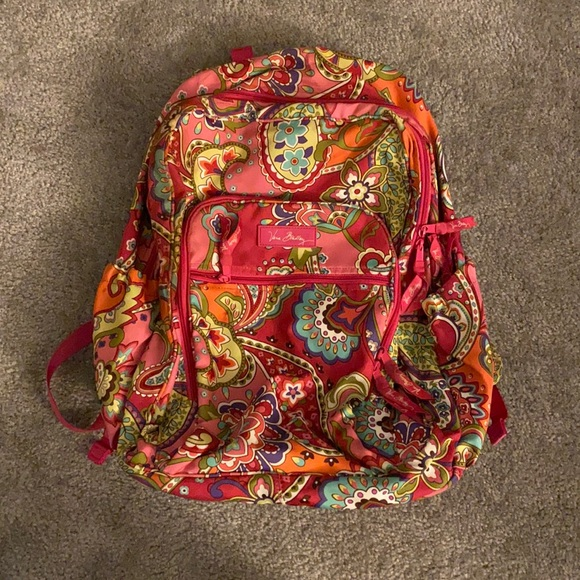Vera Bradley Campus XL Backpack